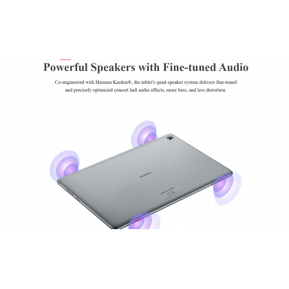 HUAWEI MediaPad M5 Lite [3GB+32GB]
