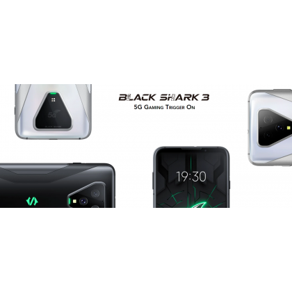 [MY SET] BlackShark 3 5G [8GB+128GB/12GB+128GB]
