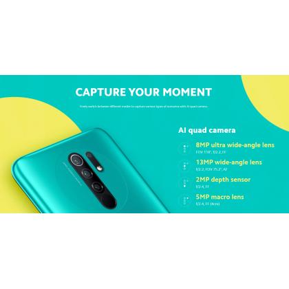 [MY SET] Xiaomi Redmi 9  [4GB+64GB]