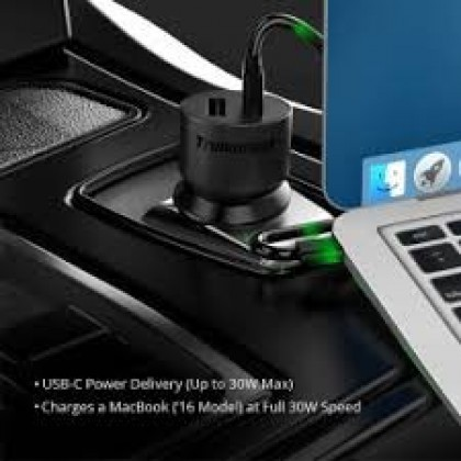 Tronsmart USB PD Car Charger (C2P)