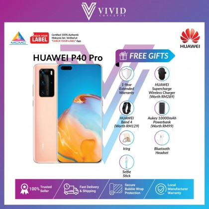 [MY SET] Huawei P40 Pro 5G [8GB+256GB]