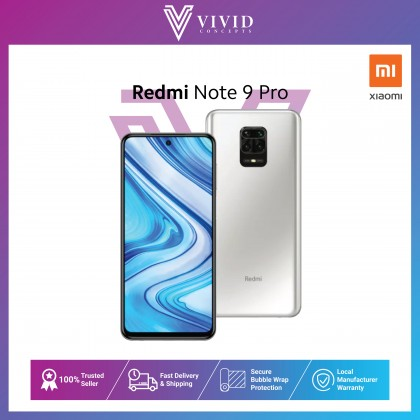 [MY SET] Xiaomi Redmi Note 9 Pro [6GB+128GB]