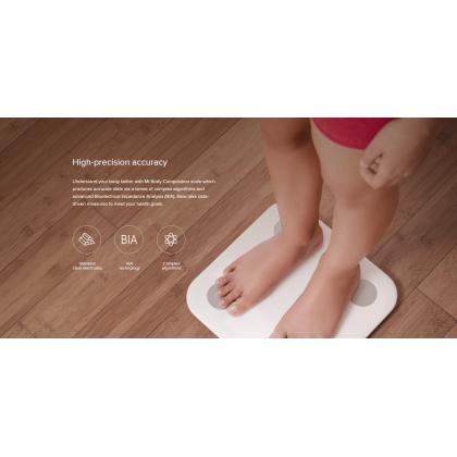 Xiaomi Body Composition Fat Smart Scale 2