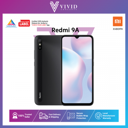 [MY SET]Xiaomi Redmi 9A [2GB+32GB]
