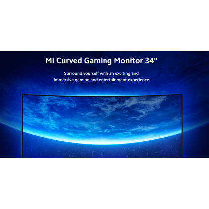 Xiaomi Mi Curved Gaming Monitor 34inch