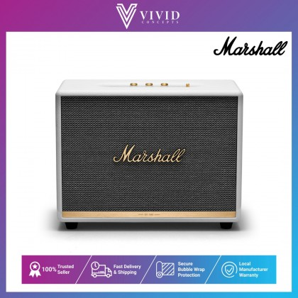 Marshall Woburn II Bluetooth Speaker [MALAYSIA ORIGINAL WARRANTY]