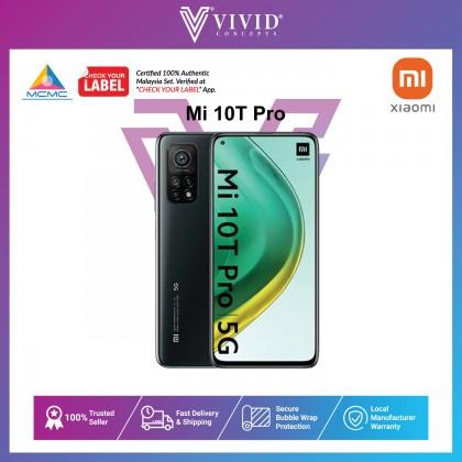 [MY SET] Xiaomi Mi 10T Pro 5G 108MP Exclusive Free Gifts!! [8GB+256GB]