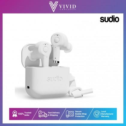 Sudio ETT ANC IPX5 True Wireless Earbuds
