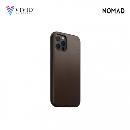 Nomad Rugged Leather Case for Apple iPhone 12/12pro/12mini/12pro max