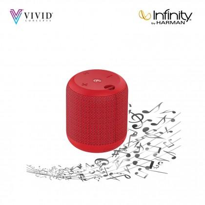 Infinity Clubz 150 (Bluetooth Speaker) with 1 Year Malaysia Warranty 85-Black,92-Blue,08-Red