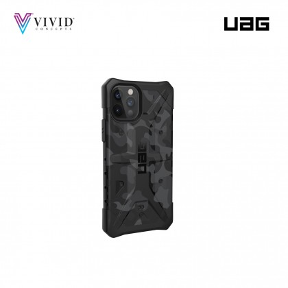 UAG Pathfinder Midnight Camo for iPhone 12/12Pro/12Pro Max