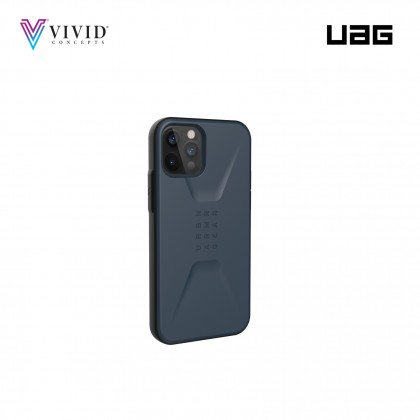 UAG Civilian for iPhone 12/12Pro 5G 6.1 inch