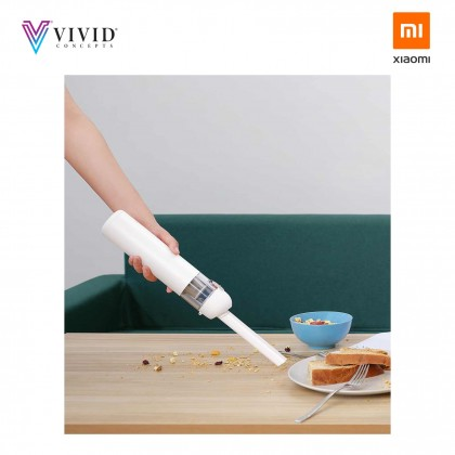 Xiaomi Mijia Handheld Portable Car Home Vacuum Cleaner Wireless Mini Dust Catcher for office Bed Sofa