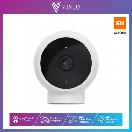 Xiaomi Mi Home Security Camera 1080p (Magnetic Mount) - White