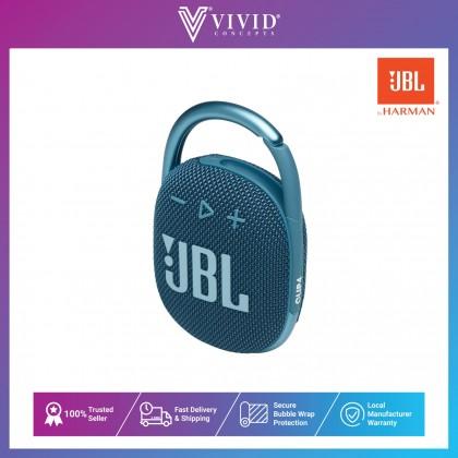 JBL CLIP 4 Ultra-portable Waterproof Bluetooth Speaker