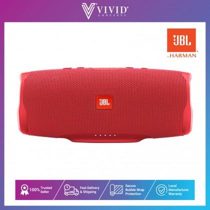 JBL CHARGE 4 Portable Bluetooth Speaker